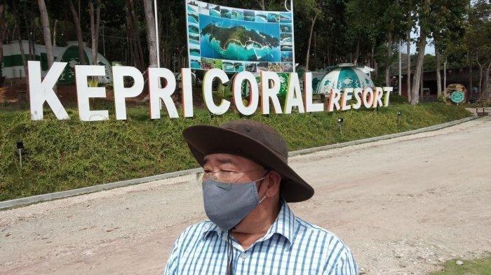 Panduan Wisata ke Kepri Coral di Tengah Pandemi, Karyawan Diminta Rutin Tes Covid-19