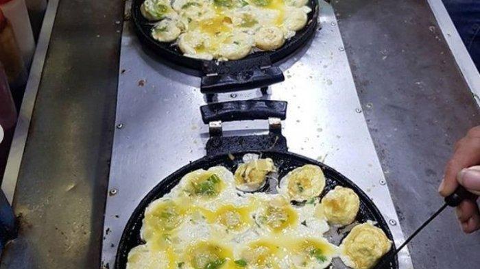 Hidangkan Kerak Telur, Begini Sensasi Berburu Street Food di Taman Welcome To Batam