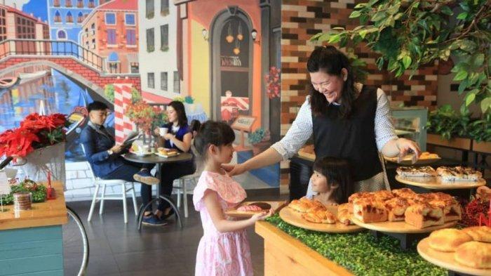 Kental Akan Nuansa Eropa, Kezs Bakery and Restaurant Sediakan Aneka Menu Western