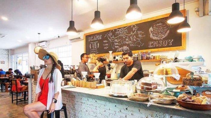 Nikmatnya Ngopi di Anchor Cafe and Roastery Batam, Miliki Suasana dan Gaya Country