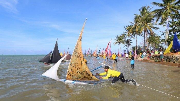 Mengenal Jong, Perahu Layar Mini yang Jadi Permainan Rakyat Khas Melayu