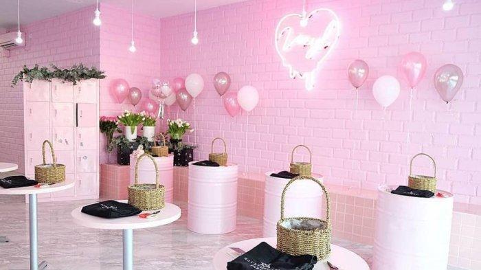 Berkonsep Minimalis dan Serba Pink, MYL Cafe Batam Hidangkan Kuliner Unik