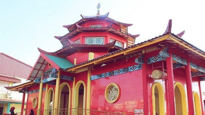 Melihat Keunikan Masjid Muhammad Cheng Ho, Jadi Pilihan Destinasi Wisata Halal di Batam