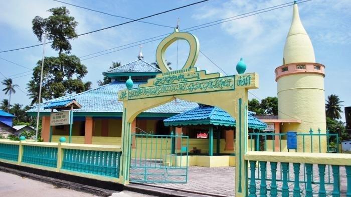 Destinasi Wisata Religi di Karimun, Seperti Apa Keunikan Masjid Raja Haji Abdul Ghani?