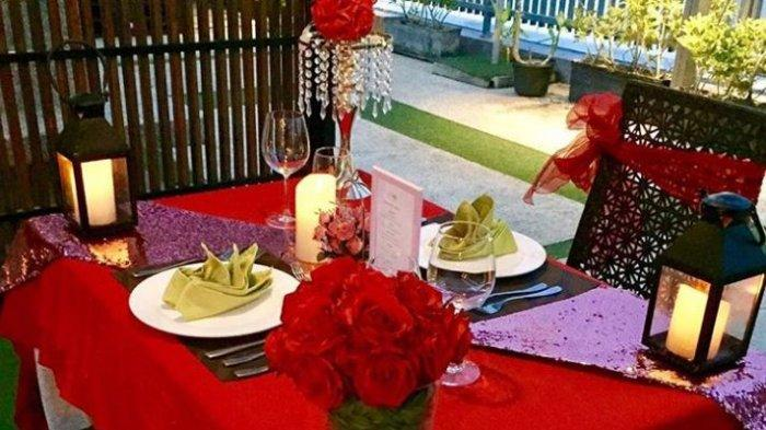 7 Kafe di Batam Hadirkan Paket Makan Malam Spesial Valentine, Harga Mulai Rp 195 Ribu