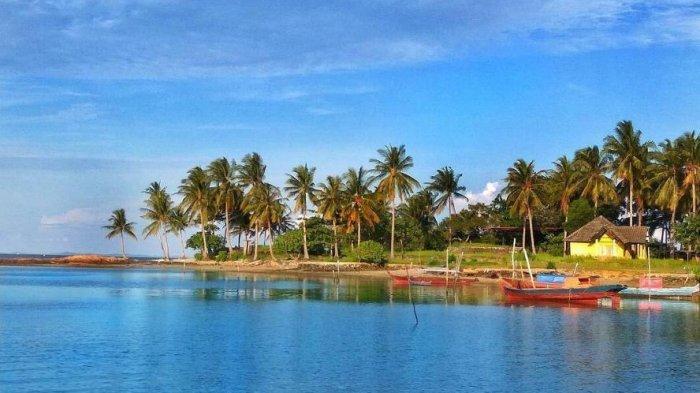 Liburan Tahun Baru ke Pantai Boneta di Nongsa, Bisa Sewa Pondok dan Berenang