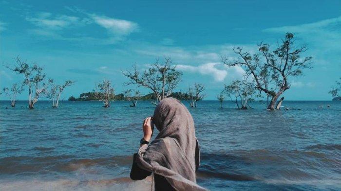 Berwisata Saat Pandemi? Pantai Elyora Suguhkan Nuansa Tenang dan Jauh dari Keramaian