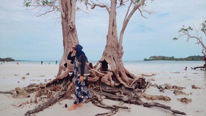 Panduan Wisata ke Pantai Elyora di Pulau Galang, Nikmati Air Laut yang Tenang