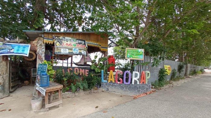 Tak Bayar Mahal, Hanya Rp 5 Ribu Kamu Sepuasnya Menikmati Keindahan Pantai Lagorap di Batam