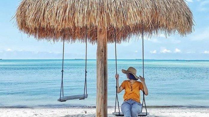 Mengunjungi Pantai Vio Vio di Tengah Pandemi Covid-19, Perhatikan Protokol Kesehatannya