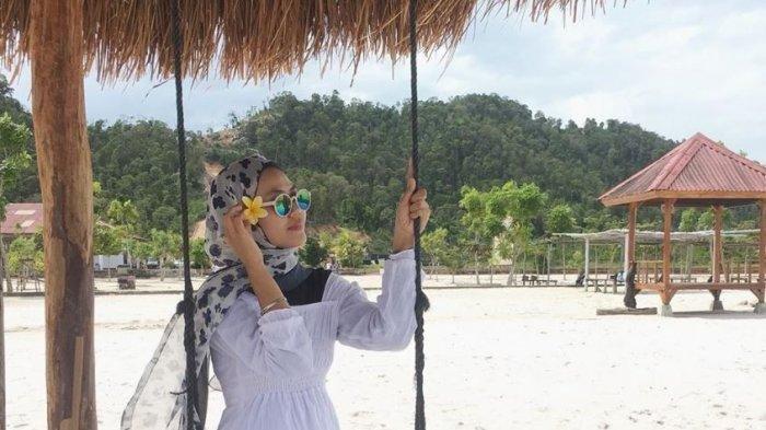 Objek Wisata Pantai Viovio Tawarkan Nuansa Romantis, Gazebo Bisa Buat Satu Keluarga