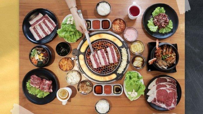 Bayar Rp 99 Ribu Bisa Makan Sepuasnya, Berikut 4 Restoran Korean BBQ Terlezat di Batam