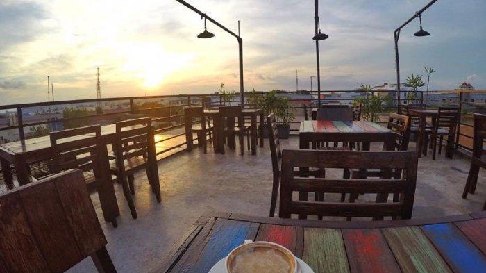 Daftar 4 Kafe Rooftop di Batam, Bisa Nongkrong Seru Sambil Lihat Pemandangan Kota