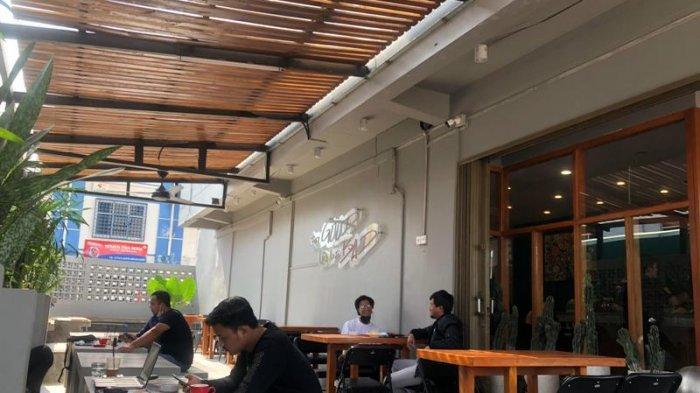 Coffeeshop di Bilangan KDA Batam Center Cocok Tempat Nongkrong Sambil Santai