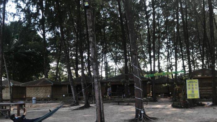 Cocok Dikunjungi Akhir Pekan, Ini Suasana Objek Wisata Hutan Pinus di Bintan