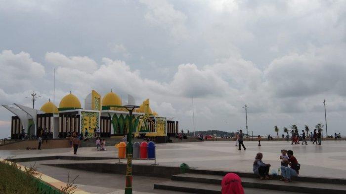 Taman Gurindam 12 di Tanjungpinang Begitu Indah, Cocok Tempat WIsata Buat Keluarga