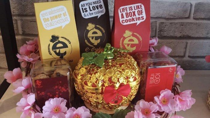 Toko Kue e-brownies Batam Sediakan Kebutuhan Paket Tahun Baru Imlek 2021