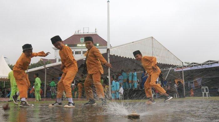 Mengenal Berbagai Jenis Gasing, Permainan Tradisional Khas Kepulauan Riau