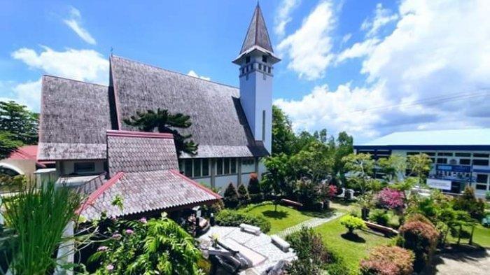 Gereja Katolik Hati Santa Maria Tak Bernoda Tanjungpinang