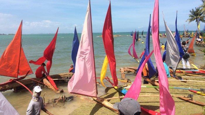 Mengenal Perahu Jong, Perahu Layar Mini Khas Masyarakat Melayu