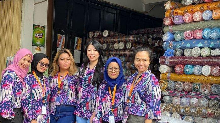 178 Textile Pelopor Kain Rayon Berkualitas Tinggi di Bandung, Bisa Dibeli via Online