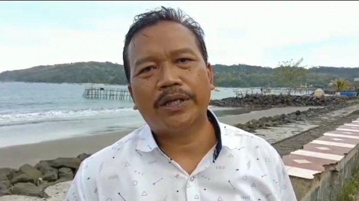 Ketua PHRI Kabupaten Pangandaran, Agus Mulyana