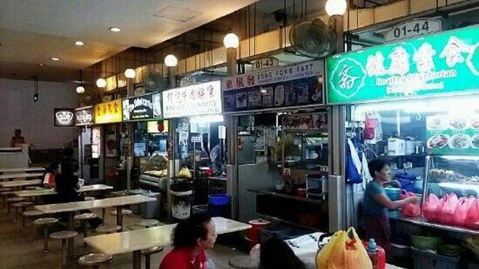 Amoy Street Food Singapore