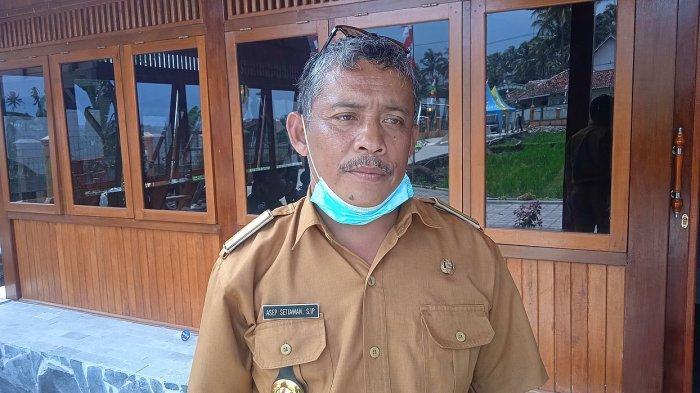 Kepala Desa Mekarjaya Kecamatan Tarogong Kaler, garut, Asep Setiawan