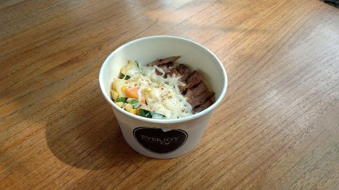 Australian Beef Baked Rice dalam Kemasan Rice Bowl, Menu untuk Milenial di Saat Pandemi