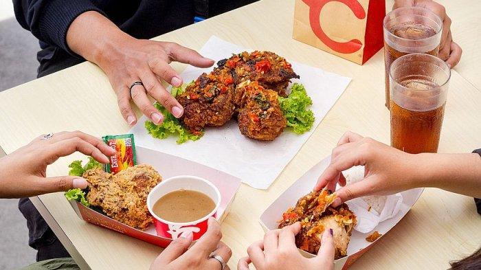 Ayam Crisbar Hadirkan Cara Baru Nikmati Ayam Krispi yang Dibakar, Jadi Menu Hits Mahasiswa Bandung