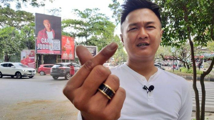 Pemilik usaha Seafood Kiloan Bang Bopak, Agung Satria Perdana