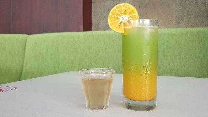 Lezatnya Santap siang dengan Menyantap Buntut Gongso dan Minum Segarnya Cucumber Orange di Cirebon