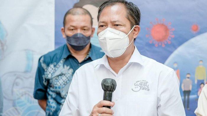 Kepala Dinas Pariwisata dan Kebudayaan Jawa Barat, Dedi Taufik