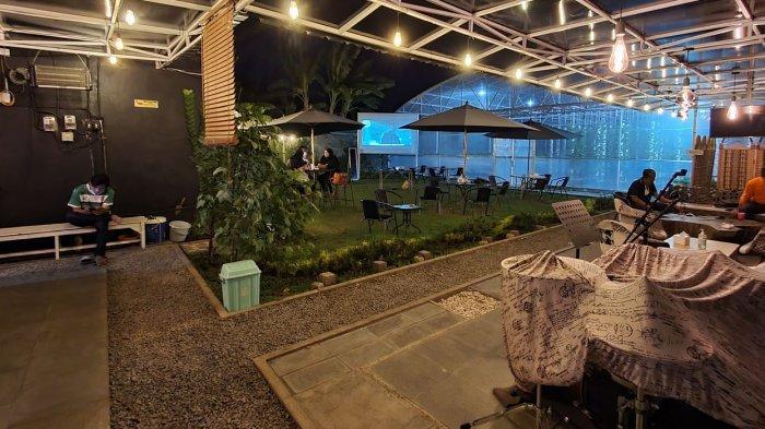 Suasana di GH Kopi, Kabupaten Cirebon