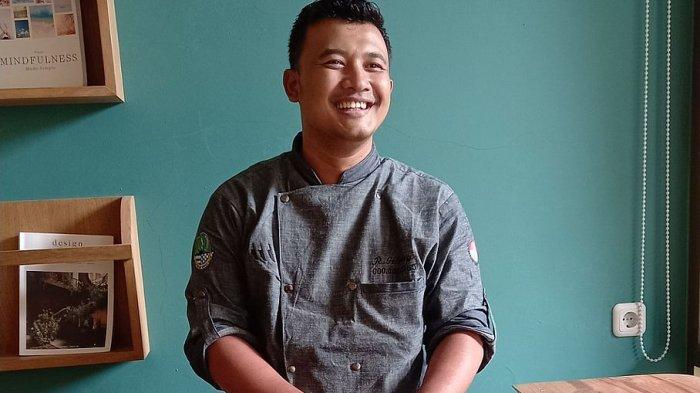 Gilang Wardana, pembuat chocholate avocado