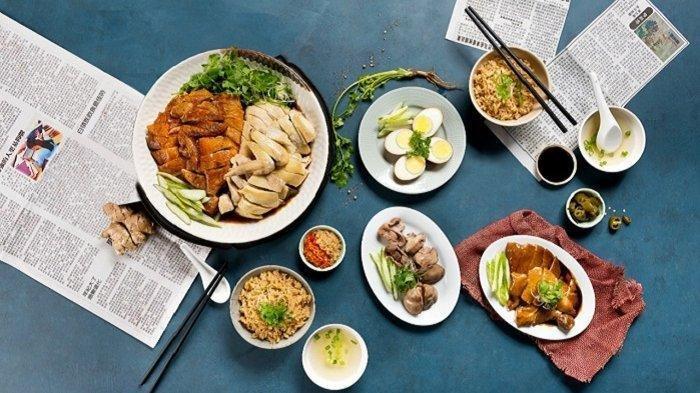 Menikmati Beragam Hidangan Berkelas di Singapore Food Festival 2021