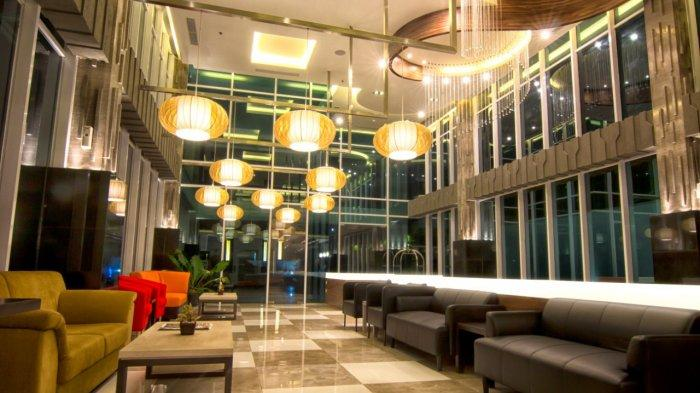 Lobi Hotel 88 Kopo di Jalan Raya Kopo Cirangrang No 459 Bandung