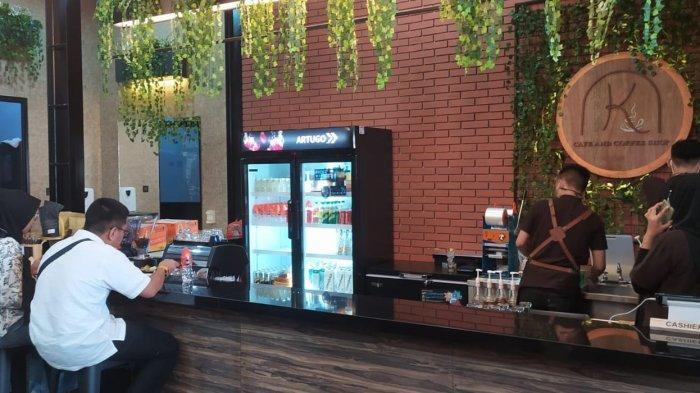 K Cafe & Coffee Shop di Jalan A.H. Nasution Nomor 958, Antapani, Kota Bandung