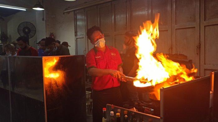Menikmati Hidangan Cina dan Jepang dengan Sentuhan Lidah Indonesia di Kobe Teppanyaki Cibadak