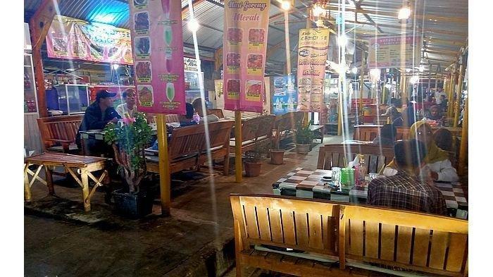 Paling Nyaman Bersantai dan Makan di Pusat Kuliner Cimanuk Indramayu, Tak Bikin Kantong Jebol
