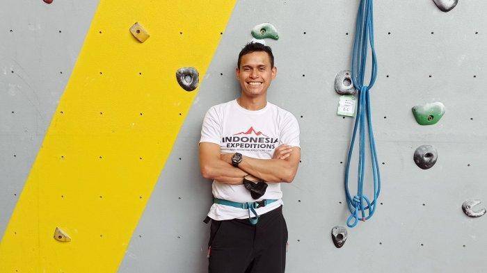 Founder Manjat Climbing Gym, Sofyan Arief Fesa