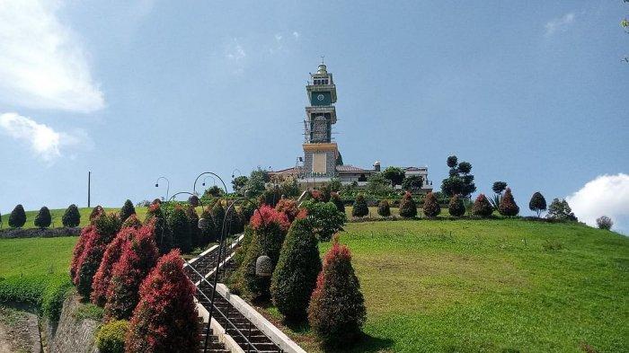 Masjid Baiturrahman Gegerbitung Sukabumi