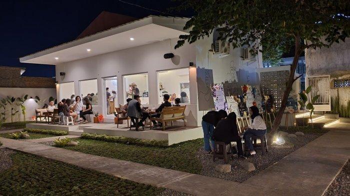 Kongko Nyaman Sambil Ngopi Asyik di Meraki Coffee Kota Cirebon