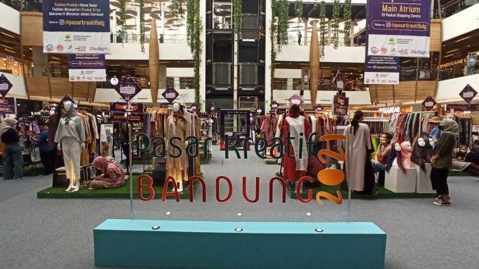 Wisata Belanja di Pasar Kreatif Bandung Hingga November 2021, Tersedia Aneka Produk UMKM yang Keren