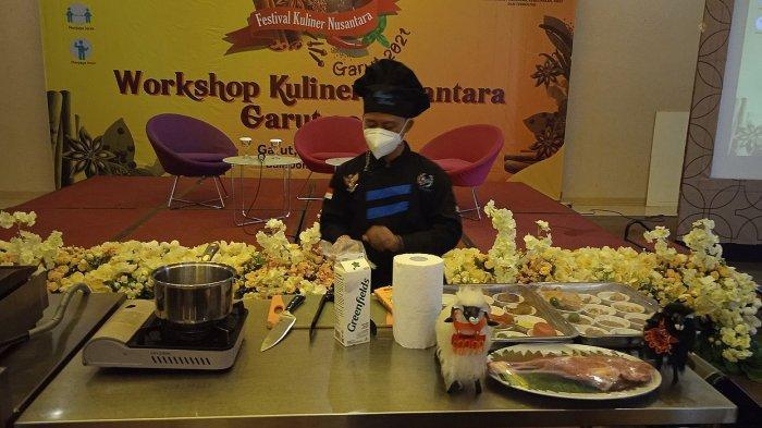 Kemendikbud Ristek Dorong Terbentuknya Komunitas Usaha Kuliner di Garut