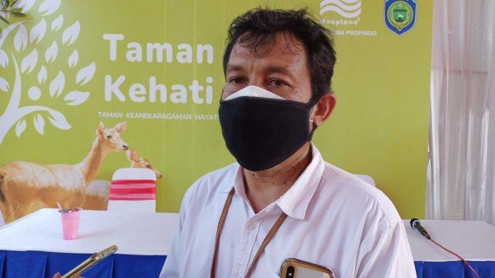 Peneliti Utama Konservasi Keanekaragaman Hayati  Kementerian Lingkungan Hidup dan Kehutanan Prof Dr Ir Hendra Gunawan