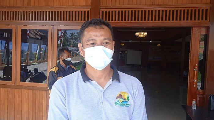Kepala Badan Promosi Kabupaten Garut, Rahmat Hadi