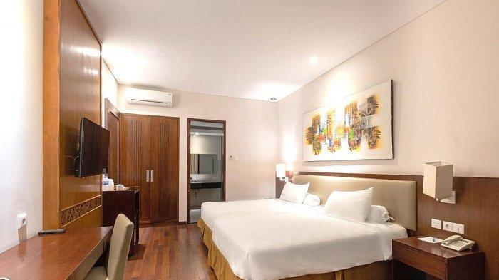 Fasilitas kamar di Rumah Kito Resort Hotel Jambi