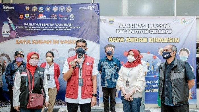 Sandiaga Uno Siapkan Hibah Rp 2,4 triliun bagi Pelaku Usaha Pariwisata Terdampak Covid-19