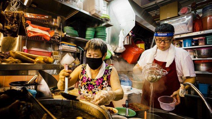 Ini Tujuh Pusat Kuliner Wajib Coba Saat Berlibur ke Singapura Jika Pandemi Covid-19 Selesai